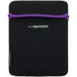 esperanza et173v neoprene bag for tablet 101 black violet photo