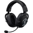 logitech g pro gaming headset black photo