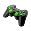 esperanza egg106g corsair vibration gamepad for pc ps2 ps3 black green photo