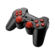 esperanza egg106r corsair vibration gamepad for pc ps2 ps3 black red photo