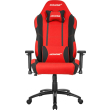 akracing core ex gaming chair red black photo