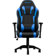 akracing core ex se gaming chairblack blue photo