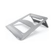 hama 53059 aluminium notebook stand silver photo