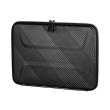 hama 185633 protection notebook hardcase up to 36 cm 141 black photo