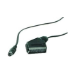 cablexpert ccv 520 scart to s video adapter cable 18 m photo