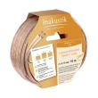 in akustik star speaker cable reel 2x 075mm 10m transparent photo