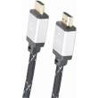 gembird ccb hdmil 5m high speed hdmi cable with ethernet select plus series 1m photo
