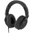 audictus abh 1515 leader wireless headphones with microphone black photo
