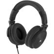 audictus awh 1514 voyager headphones with microphone black photo
