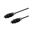 savio cls 09 optical cable toslink od 22mm 3m photo