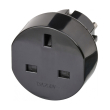 brennenstuhl travel plug gb to de 1508530 photo