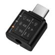 logilink ua0363 usb c to 35 mm audio adapter with eq dac photo