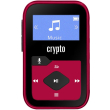 crypto mp330 plus mp3 player 16gb red photo