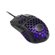 coolermaster mm711 16000dpi rgb light gaming mouse matte black photo