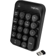 logilink id0173 wireless numeric keypad black photo