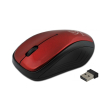 rebeltec comet wireless mouse red photo