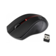 rebeltec wireless mouse galaxy black red photo