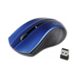 rebeltec wireless mouse galaxy blue black photo