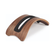 terratec 219732 holzzwei macbook stand made of genuine wood photo