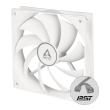 fan arctic f12 pwm pst white photo