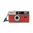 agfaphoto reusable photo camera 35mm red 603001 photo