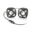 trust 21180 xilo compact 20 speaker set black photo