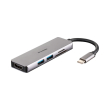 d link dub m530 5 in 1 usb c hub with hdmi and sd microsd card reader photo