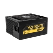 psu bitfenix whisper m 80 plus gold modular 750w photo