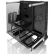 case thermaltake core p1 tempered glass mini itx black photo