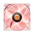 thermaltake pure 8 led red fan 80mm photo