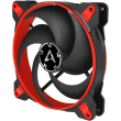 arctic bionix p140 gaming fan with pwm pst 140mm red photo
