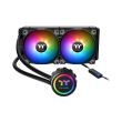 thermaltake water 30 240 argb sync all in one liquid cooling system photo