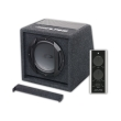 alpine swe 815 amplified subwoofer box 8 150w photo