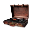 camry cr1149 suitcase turntable photo
