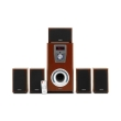 orion ht585 51 active loudspeakers set wooden photo