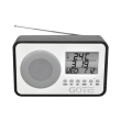 gotie gra 100h fm radio with digital tuning wooden black photo
