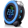 gotie gbe 300n alarm clock blue photo