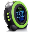 gotie gbe 300z alarm clock green photo