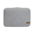 hama 185628 jersey notebook sleeve up to 36 cm 141 light grey photo