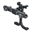 hama 08369 headrest bracket for 7  10 tablets photo