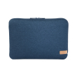hama 185629 jersey notebook sleeve up to 36 cm 141 blue photo