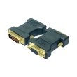 logilink ad0001 dvi adapter dvi i male hd dsub female gold plated photo