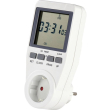 hama 137290 smart digital weekly socket with timer white photo