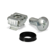 equip 922491 bolts nuts m6 stainless steel 16 cm 4 pcs photo