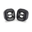 equip 245330 mini usb speakers black photo