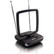 philips sdv5120 12 digital tv antenna indoor 36db amplified with 4g photo