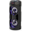 akai abts 530bt portable speaker 20 bluetooth karaoke tws usb led micro sd 10 w photo