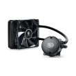 deepcool maelstrom 120t liquid cpu cooler blue photo