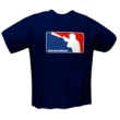 gamerswear t shirt counter navy xxl photo