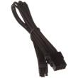 silverstone 8 pin pcie to 6 2 pin pcie extension 250mm sch photo